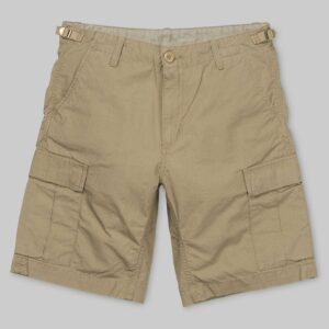 9758 Aviation Short - Leather Rinsed2