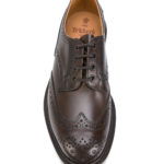 Tricker's Bourton marrone