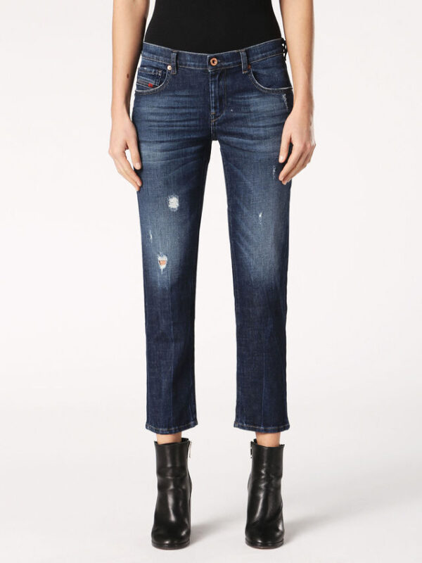 BELTHY ANKLE Jeans