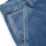 Ruck Single Knee Jeans – Blue Stone Washed4